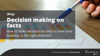 Blog: Decision making on facts