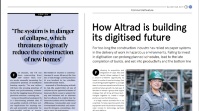 Altrad on building digital future with 4PS