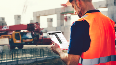 4PS On-site App: Bring the construction site and the office together