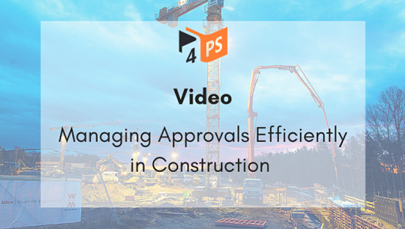 Managing Approvals Efficiently in Construction