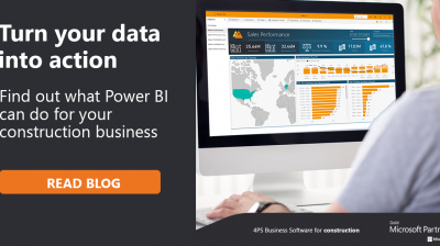 Turn your construction data into action with Power BI