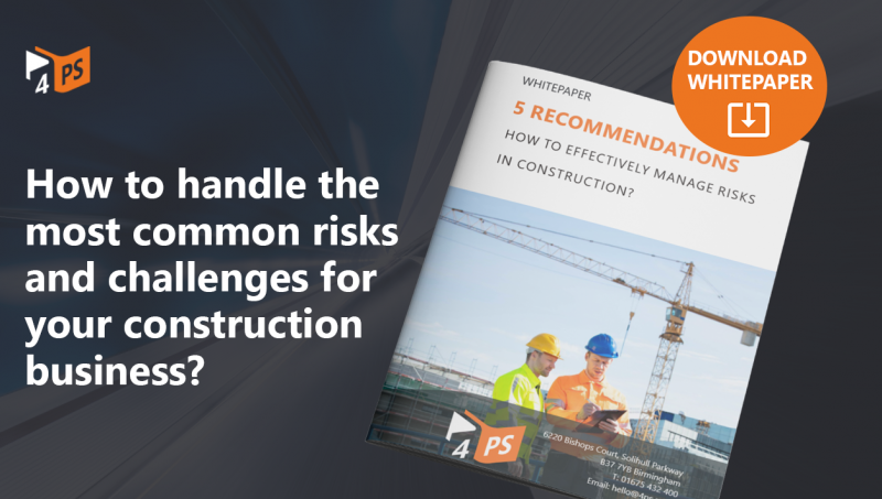 5 Recommendations to manage risks