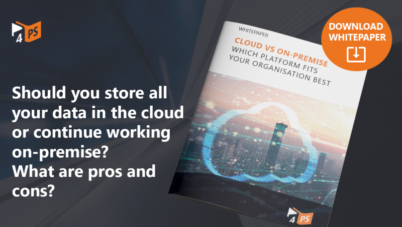 Whitepaper: Cloud vs On-Premise