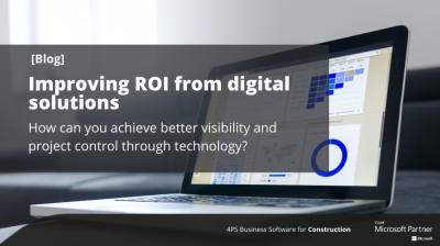 Blog: Improving ROI from digital solutions