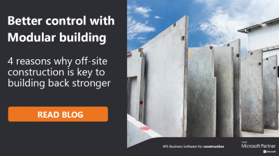 Is modular building key to building back stronger?