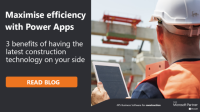 3 benefits of having the latest construction technology on your side