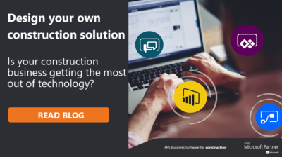 Is your business getting the most out of technology for construction?