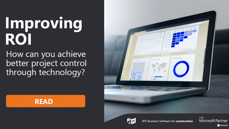 Blog: How can you achieve better project control through technology?