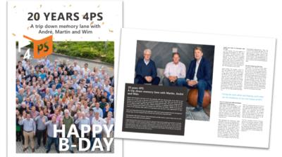 4PS celebrates 20 years