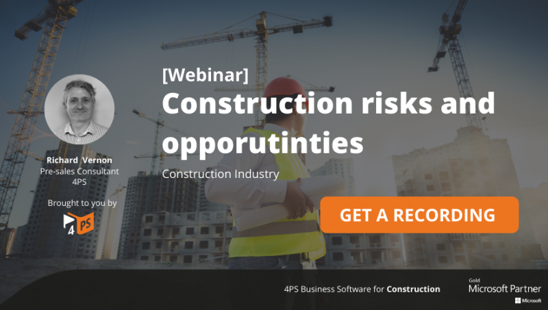 Webinar recording: Risks and Opportunities