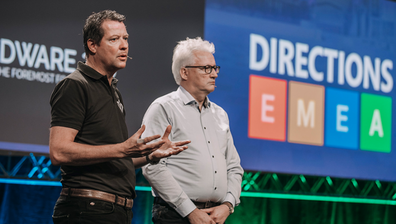 4PS speaks at Directions: The story of 700 users on SaaS and more