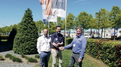 4PS strengthens international position with acquisition in Belgium