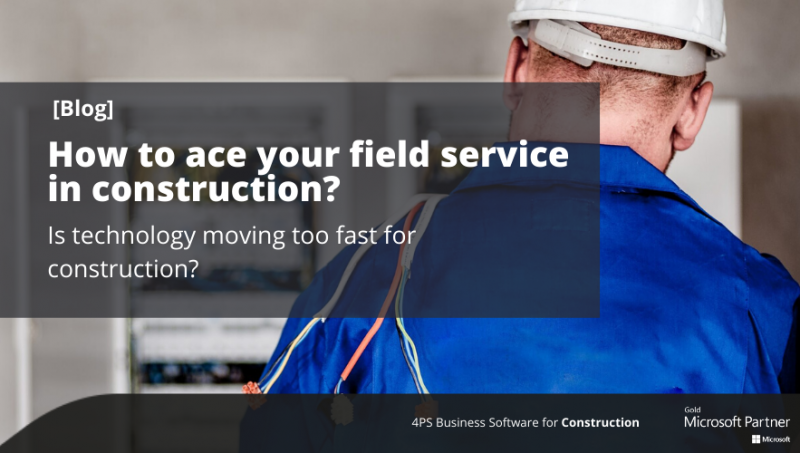 How to ace your field service?