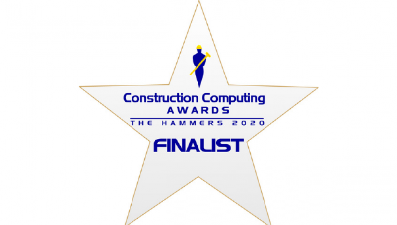 4PS is shortlisted as Finalist at the Construction Computing Awards