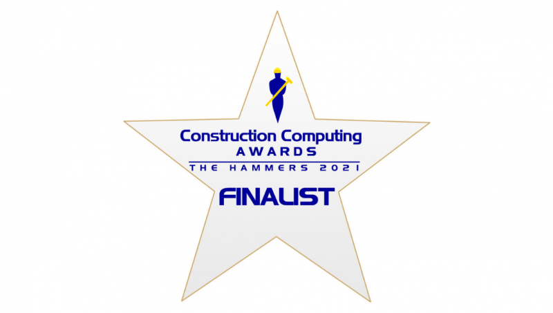 4PS is a Finalist at the Construction Computing Awards 2021