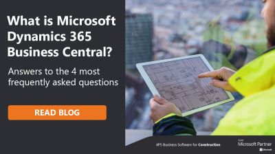 The 4 most frequently asked questions about Microsoft Dynamics 365 Business Central