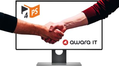 4PS announces strategic partnership with Awara IT