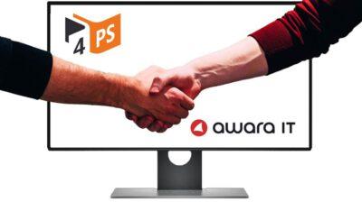 Strategic partnership between 4PS and Awara IT
