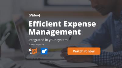 Video: Efficient Expense Management