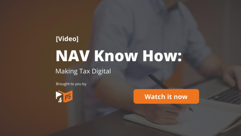 NAV Know How: Making Tax Digital